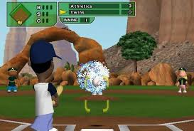 Backyard Baseball 10 Backyard Baseball 2005 Screenshots Hooked Gamers