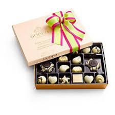 white chocolate gifts godiva