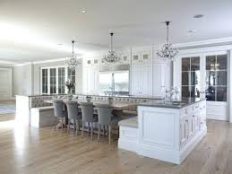 Kitchen Benchtop Designs Kitchen Island With Bench Seating Beautiful Kitchen Islands With