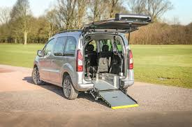 peugeot car hire europe renting an handicapped van in france and europe handynamic com