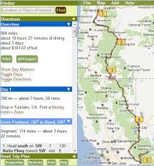 trip planner templates myscenicdrives com s road trip planner documentation