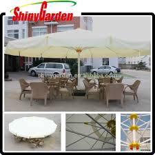Giant Patio Umbrella by 5m Big Square Large Outdoor Umbrella Giant Umbrella Outdoor Large