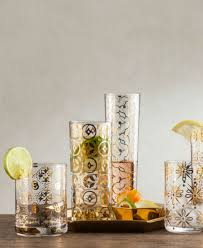 kashmir glass double old fashioned s 4 tableware and home decor