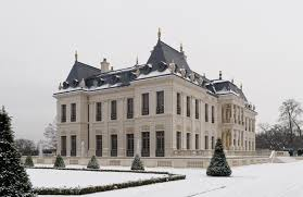 chateau homes chateau louis xiv a jaw dropping newly built castle in