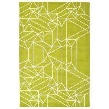 awesome lime green area rugs the home depot with regard to rug