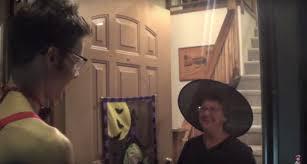 little bill halloween costume a youtuber got his mum to rate his u0027slutty u0027 halloween costumes