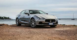 2017 maserati ghibli engine 2017 maserati ghibli pricing and specs more power and even more