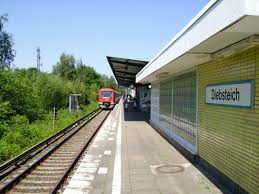 Diebsteich station