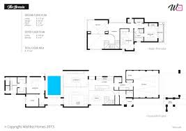 Narrow Block Floor Plans 10m Wide Home Designs Can Be Amazing Wishlist Homes