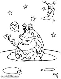 alien coloring pages diaet