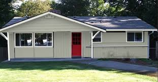 exterior paint color schemes cottage house