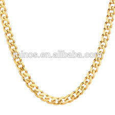 stainless steel link necklace images New designs simple fancy long gold chain stainless steel link jpg