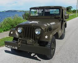 jeep kaiser cj5 1969 kaiser jeep cj5 military edition used jeep cj for sale in