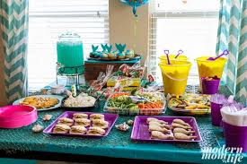 party items how to host the best mermaid party modern