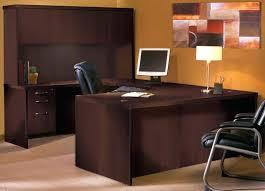 Large Office Desk L Shaped Desk Office Furniture Large Black U Espresso Executive