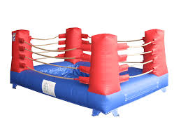 Wrestling Ring Bed by Inflatable Team Building Games U0026 Corporate Games Airquee
