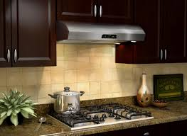 interior outdoor vent hood design with stainless box model and