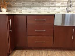 Slab Cabinet Door Rta Cabinets Cherry Slab Cabinet Sense