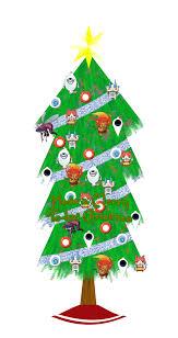 yokai watch christmas card english ver by christopia1984 on