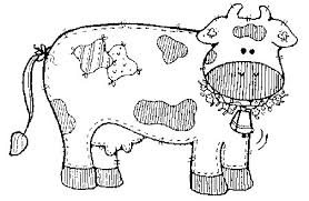 coloring pages of cows gianfreda net
