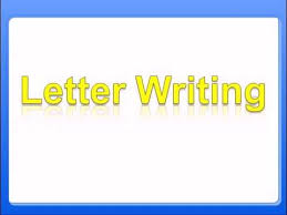 know the letter writing rules of formal letter writing english