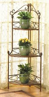 Corner Bakers Rack With Storage 122 Best Bakers Rack Decor Images On Pinterest Bakers Rack