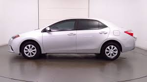how much is a toyota corolla 2014 used toyota corolla 4dr sedan automatic l at tempe honda