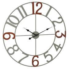 pendule de cuisine horloge de cuisine horloge design murale cuisine horloge
