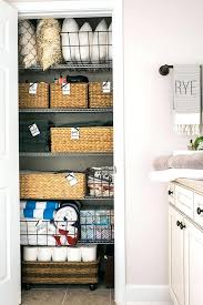 bathroom linen closet ideas bathroom closet ideas awesome bathroom linen closet storage ideas