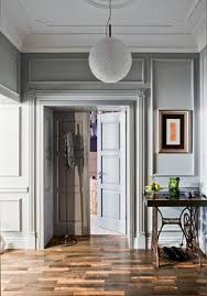 Eclecticstylemoderninteriordesignparisianchic  Foyer - Interior design modern classic