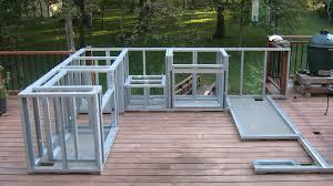 diy outdoor kitchen island diy built in grill island build an outdoor kitchen step throughout