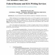 federal government resume template federal resume writing service resume exle regarding
