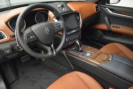 custom maserati interior 2017 maserati ghibli s q4 ex loaner stock w311 for sale near