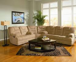 beautiful l shaped couch with recliner 81 on sofas and couches