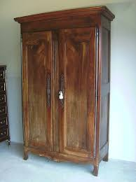 antique french armoire for sale french loire valley cherry double door armoire c 1760 item