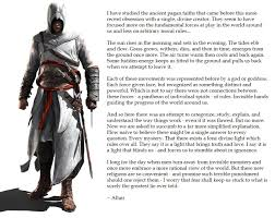 altair u0027s codex alone has some of the best quotes 91621302