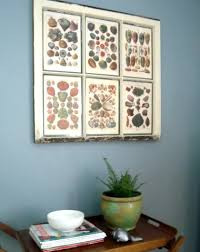Using Old Window Frames To Decorate Stylish Ideas Window Frame Wall Art Projects Idea Old Flaky