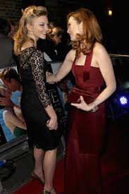 natalie dormer w e natalie dormer and andrea riseborough photos photos the uk gala
