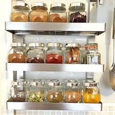 etagere de cuisine murale etagere en verre pour cuisine range epice etagere cuisine