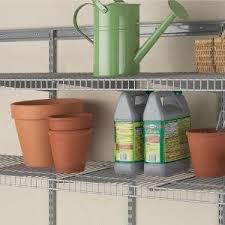 Closetmaid Garage Storage Cabinets Amazon Com Closetmaid 73571 Maximum Load 6ft By 16in Garage