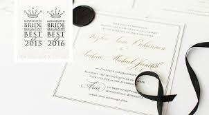 paper rock scissor custom wedding invitations minneapolis mn