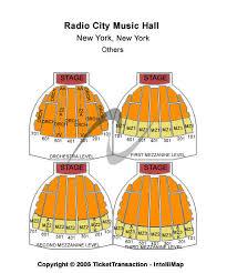 cheap radio city tickets