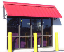 Mobile Awnings Custom Metal Awnings Commercial And Residential Mobile Area And