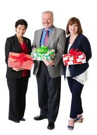 the 12 days of giving at phyllis browning company