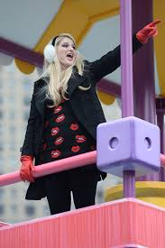 meghan trainor at 2014 macys thanksgiving day parade in new york