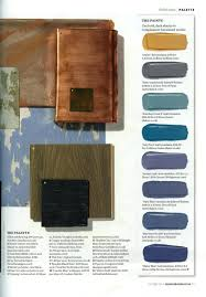 paint palette moody blues interiors by color faded grandeur idolza