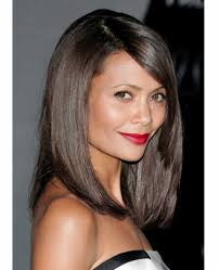 long bob with fringe hairstyles women medium haircut