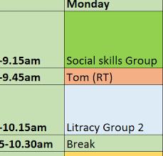 beautiful timetable sample images resume samples u0026 writing