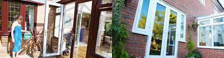 Upvc Bi Fold Patio Doors by High Quality Replacement Doors Thistle Windows Aberdeen