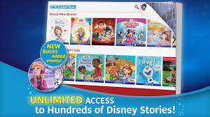 disney story central android apps google play